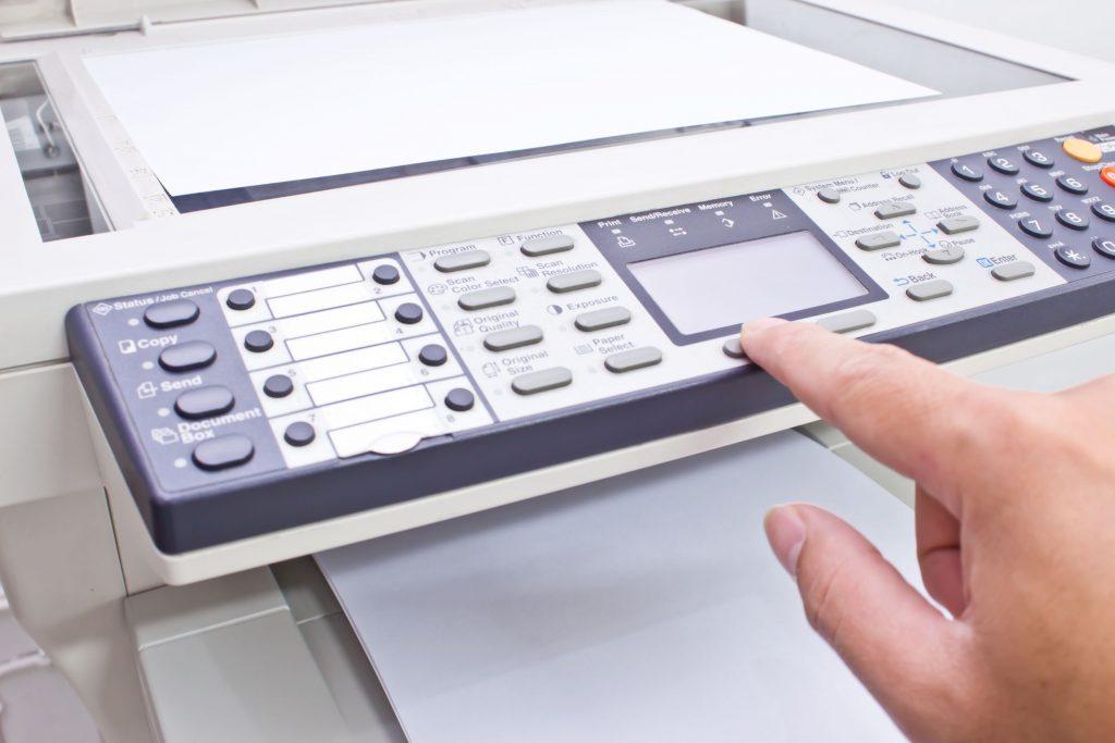 Porqué deja de funcionar la fotocopiadora