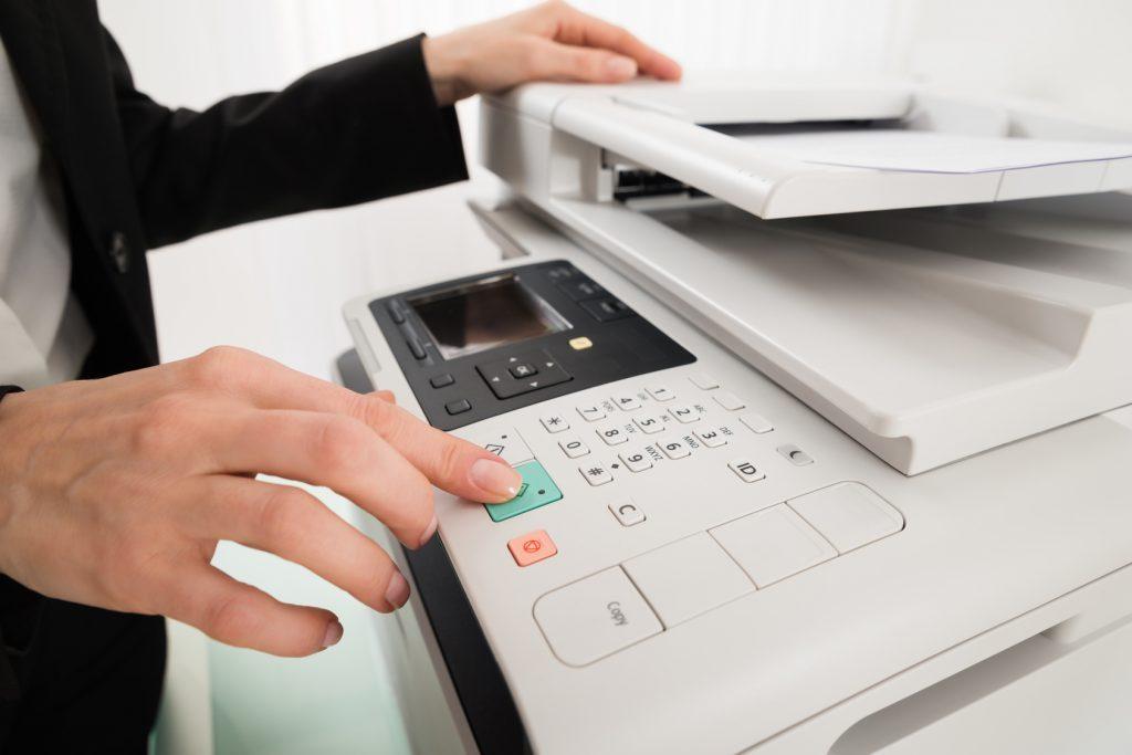 Tipos de impresoras multifuncion
