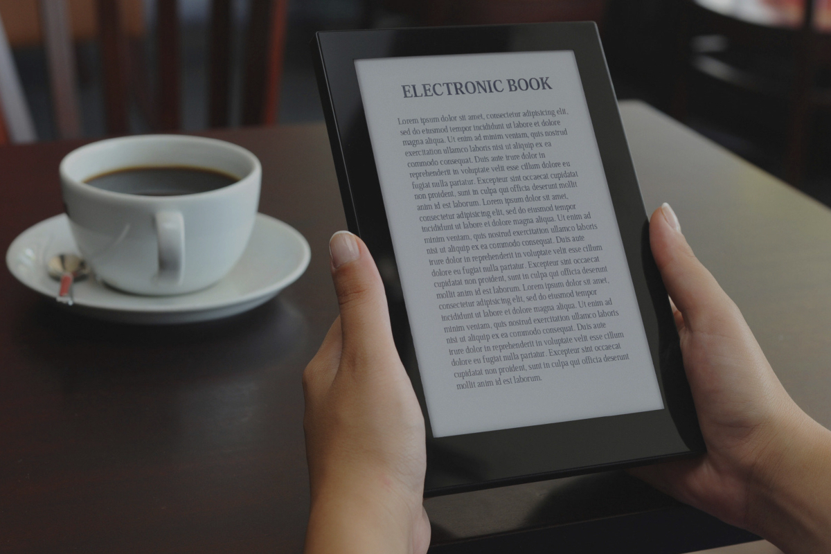 formatos de libro electrónicos