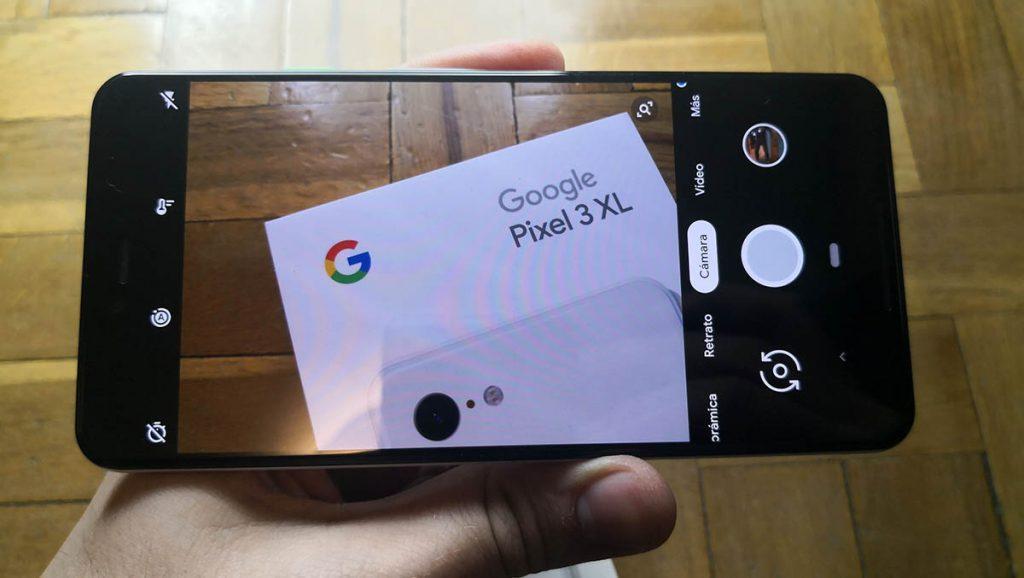 Funcionalidades técnicas Pixel 3 XL