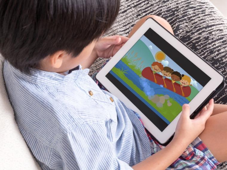 ¿Qué tener en cuenta antes de comprar una tablet para un niño?