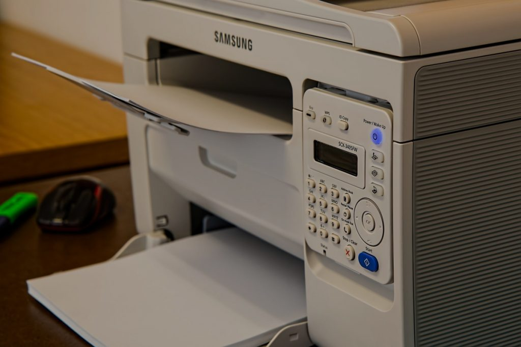 pasos para enviar un fax manual