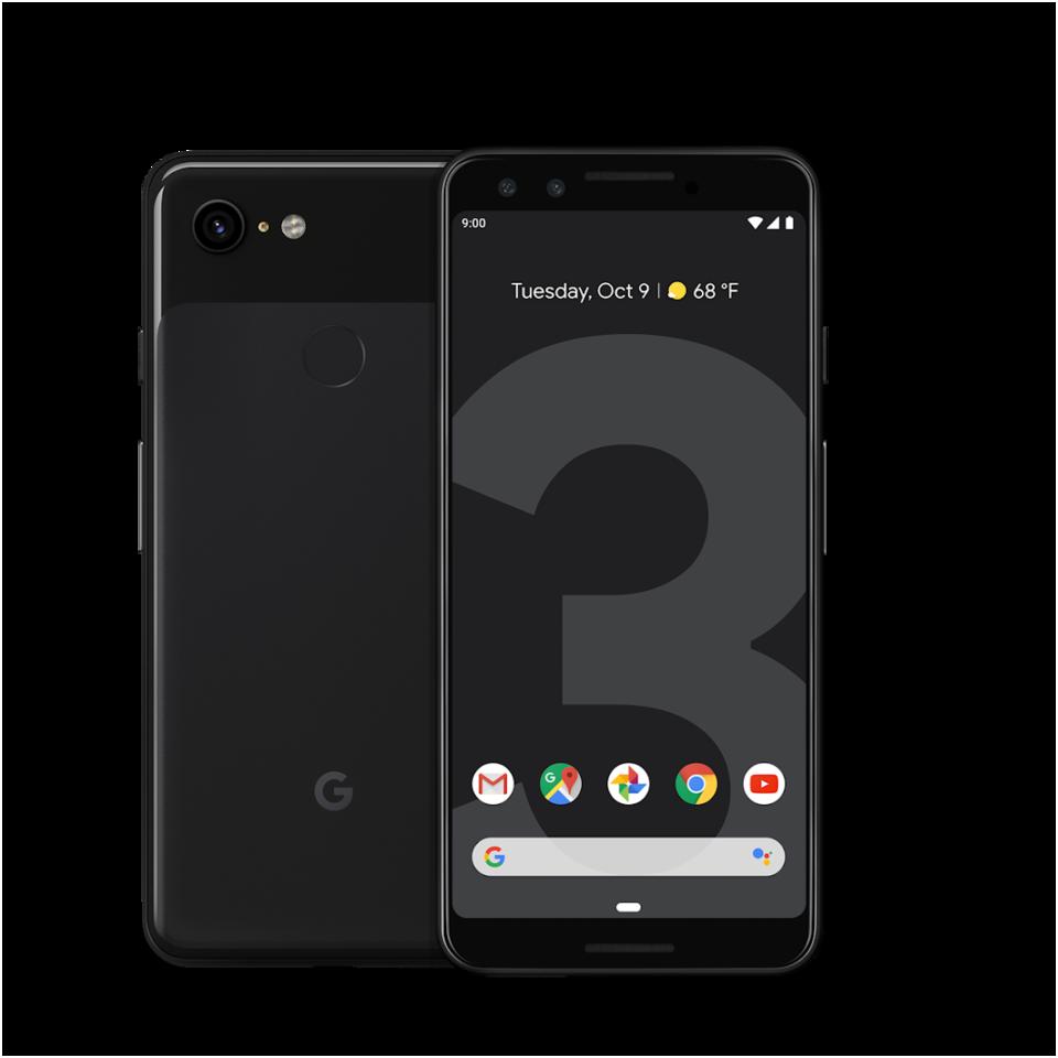 Diseño del Pixel 3 XL