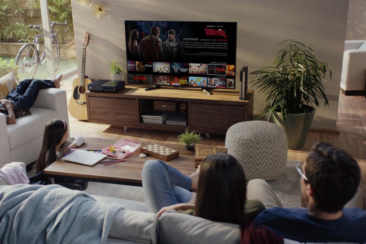 Disfruta de las mejores series de Netflix con Chromecast