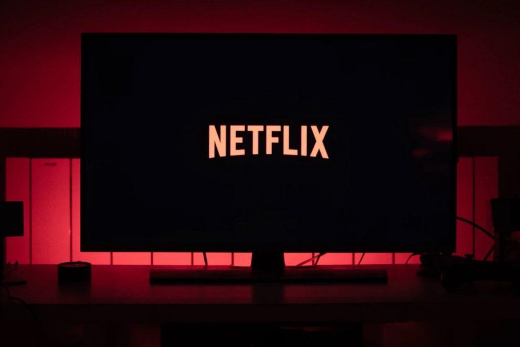 Aplicación de Netflix en TV